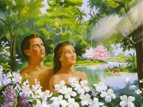 Người Đàn Ông Và Đàn Bà Theo Sách Sáng Thế